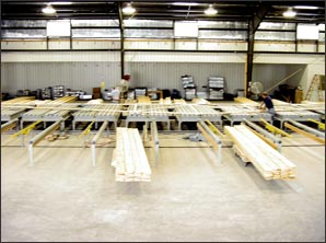 Fingerlakes Construction Pre-Engineered Trusses