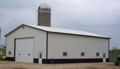 Solid Core Ag Building